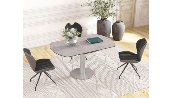 LUNA - Table de repas extensible deux...