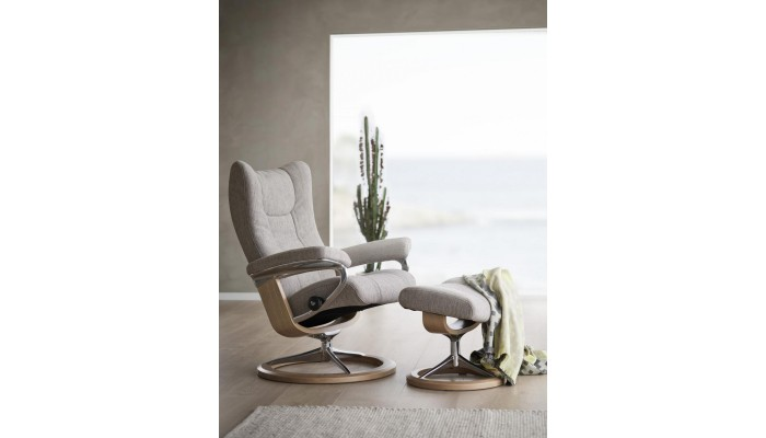 WING - Fauteuil relax + repose Jambes...