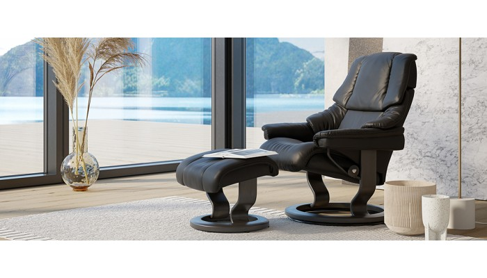 RENO - Fauteuil relax + repose Jambes...