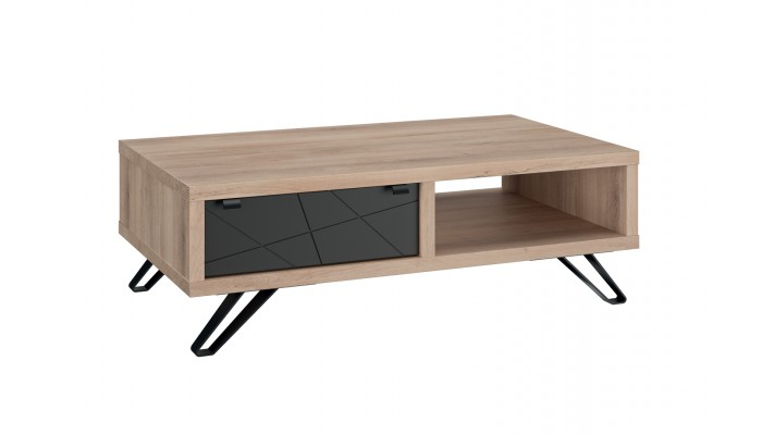EVEREST - Table basse 1 tiroir...